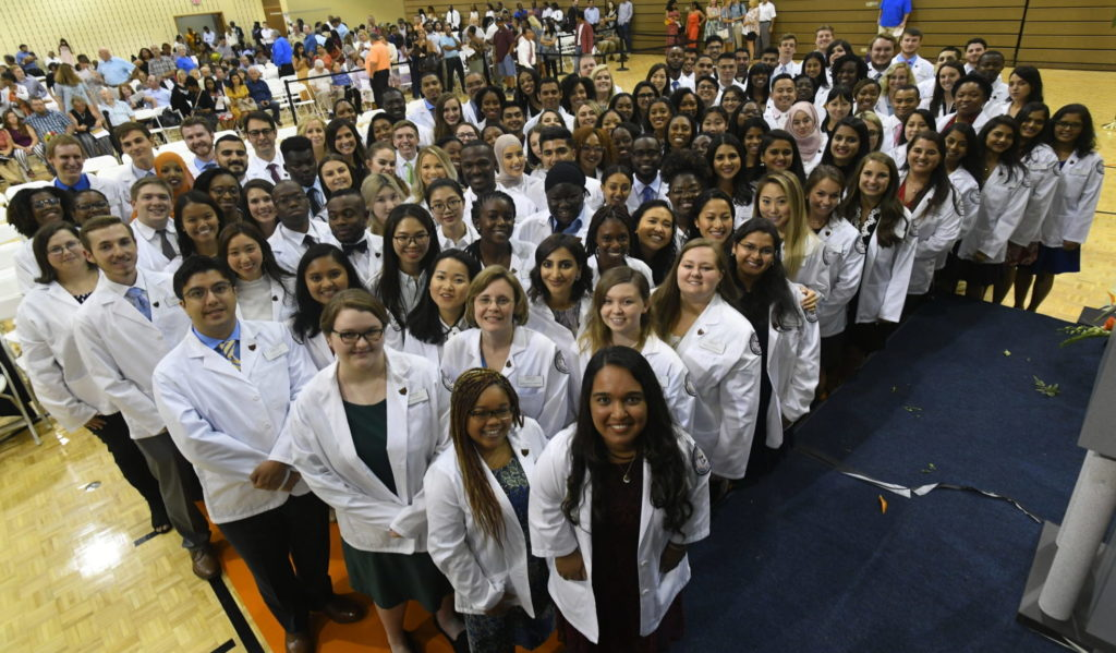 2019 Pharmacy White Coat Ceremony