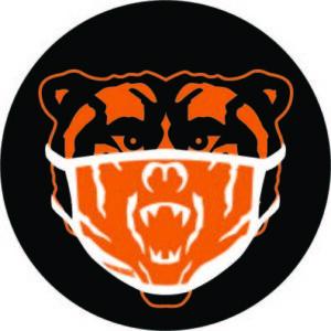 Mercer Bear with Mask